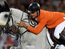 Oranje-dressuurequipe vierde in landenwedstrijd Aken