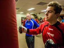 Riel vecht zich naast Jong Brabant
