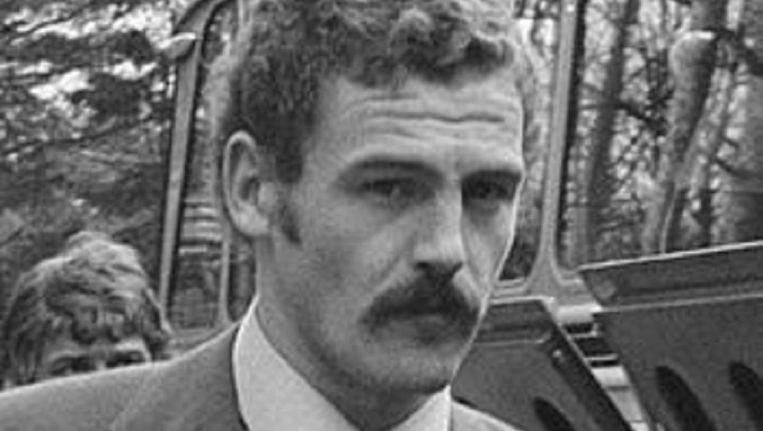 Hans Posthumus in 1972. Beeld