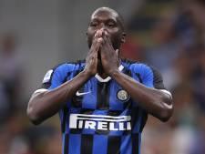 Harde kern Inter verdedigt racisme tegen Lukaku: 'Het was uit respect'