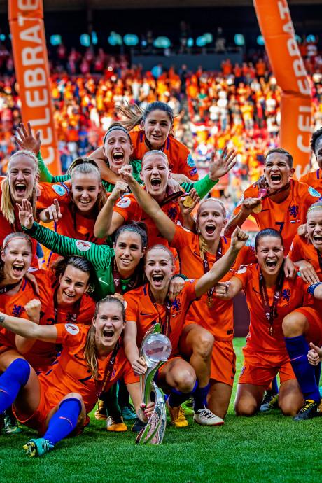 'Nederland moet meteen handschoen oppakken voor WK vrouwen'