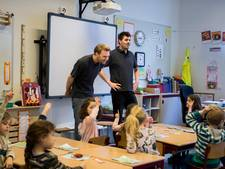Peetersschool in Zuid voor één dag 'overmeesterd'