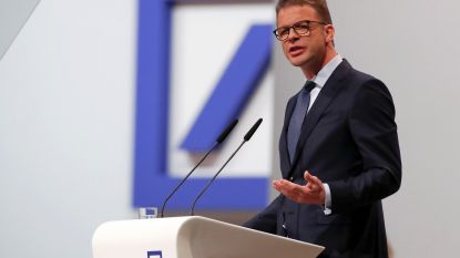 Deutsche Bank doet een 'Fortiske': 50 miljard euro naar apart bedrijf