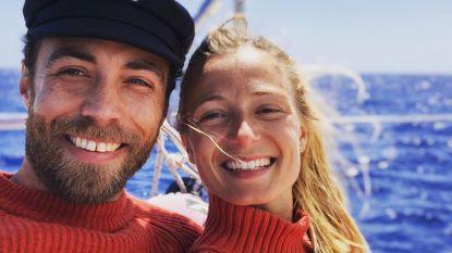 Opnieuw feest voor Kate en William: haar broer James is verloofd