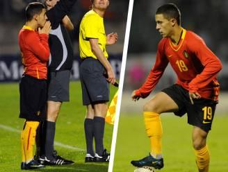Dag op dag 12 jaar geleden: Eden Hazard debuteert bij Rode Duivels met weergaloze dribbel