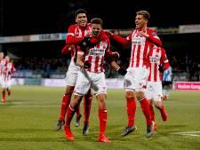 Jong PSV stuit opmars van FC Eindhoven en rukt op naar de top