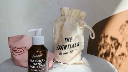 Gentse make-up artieste stelt hygiënische kit samen om corona-proof make-up aan te brengen