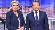 "Franse pers betreurt ""ongeziene brutaliteit"" van debat Macron-Le Pen"