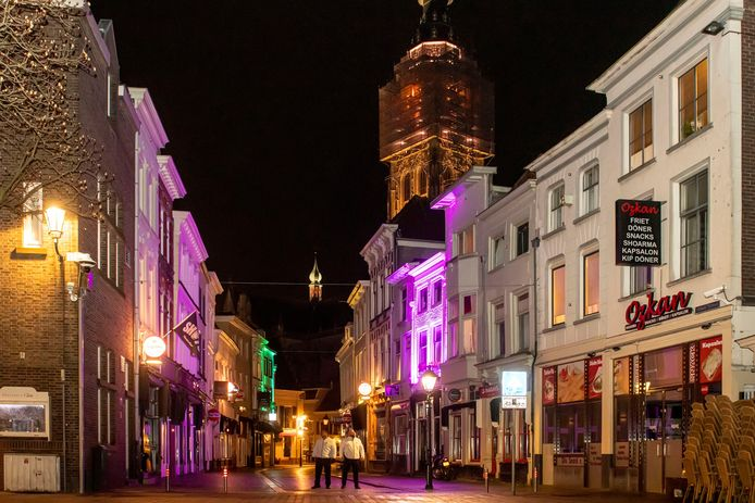 De Bredase binnenstad.