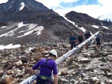 Respectloze toeristen domineren Mont Blanc, burgemeester is het zat