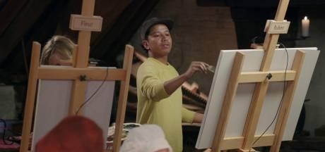 Leerdammer Ruben Lopulalan door naar finale 'Project Rembrandt'