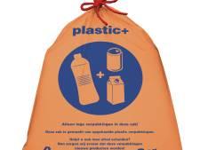 Plastic afval niet meer gratis: Nijmegenaar moet  5 cent per Plastic+-zak gaan betalen