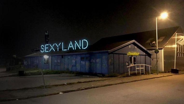 Tijdens de ruilveiling Art Trade in Sociëteit Sexyland op 19 september koop je kunst met alles behalve geld. Beeld Sexyland