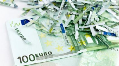 """""""Risico dat toename van Belgische staatsschuld permanent blijft"""""""