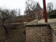 Zorgen om groeiende scheuren in muren Huis Bergh