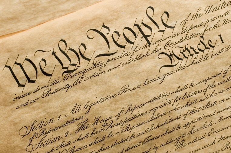 De Amerikaanse grondwet (Constitution)