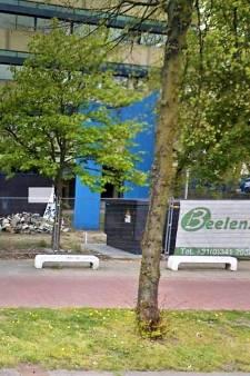 Onderdelen gesloopt Postgiro-kunstwerk Arnhem komen terug aan Velperweg