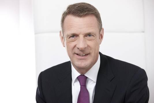 Niek Jan van Damme, directielid van Deutsche Telekom.