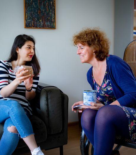 Inburgeren vanuit een Takecarebnb in Brakkenstein: 'Wij wisten meteen dat wij een goede match waren'