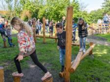 Helcherseeschool in Scharendijke verguld met groen schoolplein