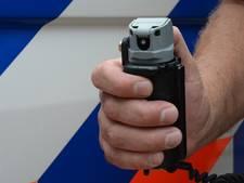 Politie gebruikt pepperspray om vermiste jongere in te rekenen in Hoogerheide