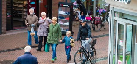 Apeldoorn kreeg er in 2018 netto 1300 inwoners bij