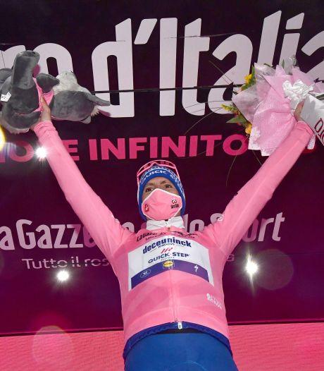 Wie is Giro-leider Almeida? 'Dat hij nu al zo constant presteert, had ik niet gedacht'
