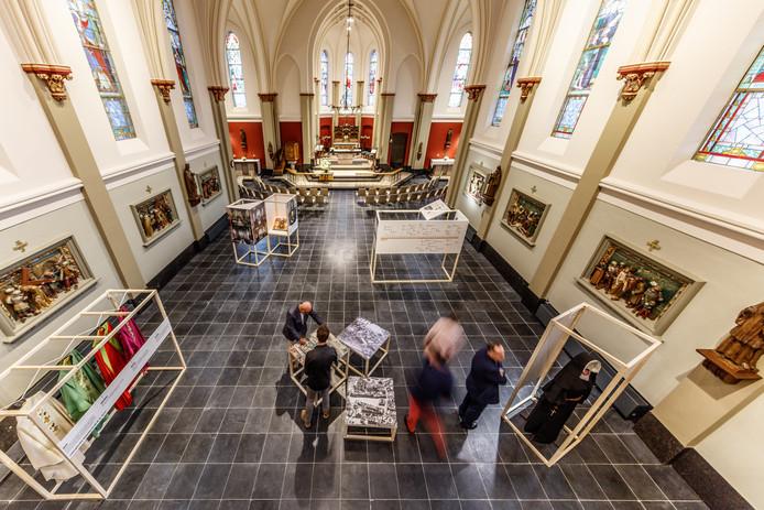 In de fraaie Sint-Catharinakapel te Bergen op Zoom ontvangt het ErfgoedLab Brabant op donderdag 14 maart eigenaren en initiatiefnemers die advies en subsidie kunnen gebruiken bij de herbestemming van een monumentaal pand in de regio.