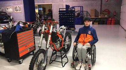 """""""Weer stappen? Kans klein, maar leven stopt niet door rolstoel"""""""