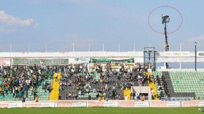 Turkse fan krijgt jaar stadionverbod, maar bedenkt ingenieuze oplossing voor de eerstvolgende thuiswedstrijd