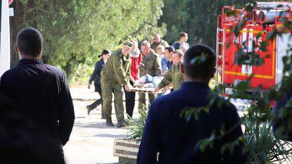 20 doden en 50 gewonden in school op de Krim na explosie en schietpartij: verdachte pleegt zelfmoord, politie zoekt mogelijke mededaders