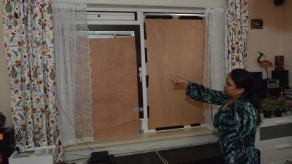 Racistische aanvallen in Nederland: buurtbewoners vernielen auto en slaan ramen van Marina in met bijl