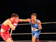 Enrico Lacruz verliest nipt van wereldkampioen
