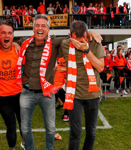 Oranjelegioen Moerse Boys neemt Amersfoort over op historische dag