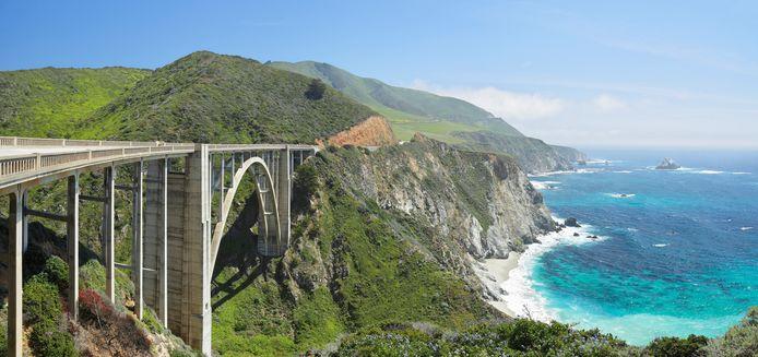 Le Bixby Bridge à Big Sur