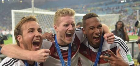 Götze nodigt Schürrle met knipoog uit om naar PSV te komen