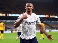 Manchester City minstens drie weken zonder geblesseerde Jesus