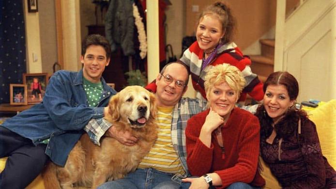 De oorspronkelijke cast van Kees & Co.