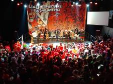 Zeulband 'Da wulde nie wete' wint het Liedjesfestival in Tullepetaonestad