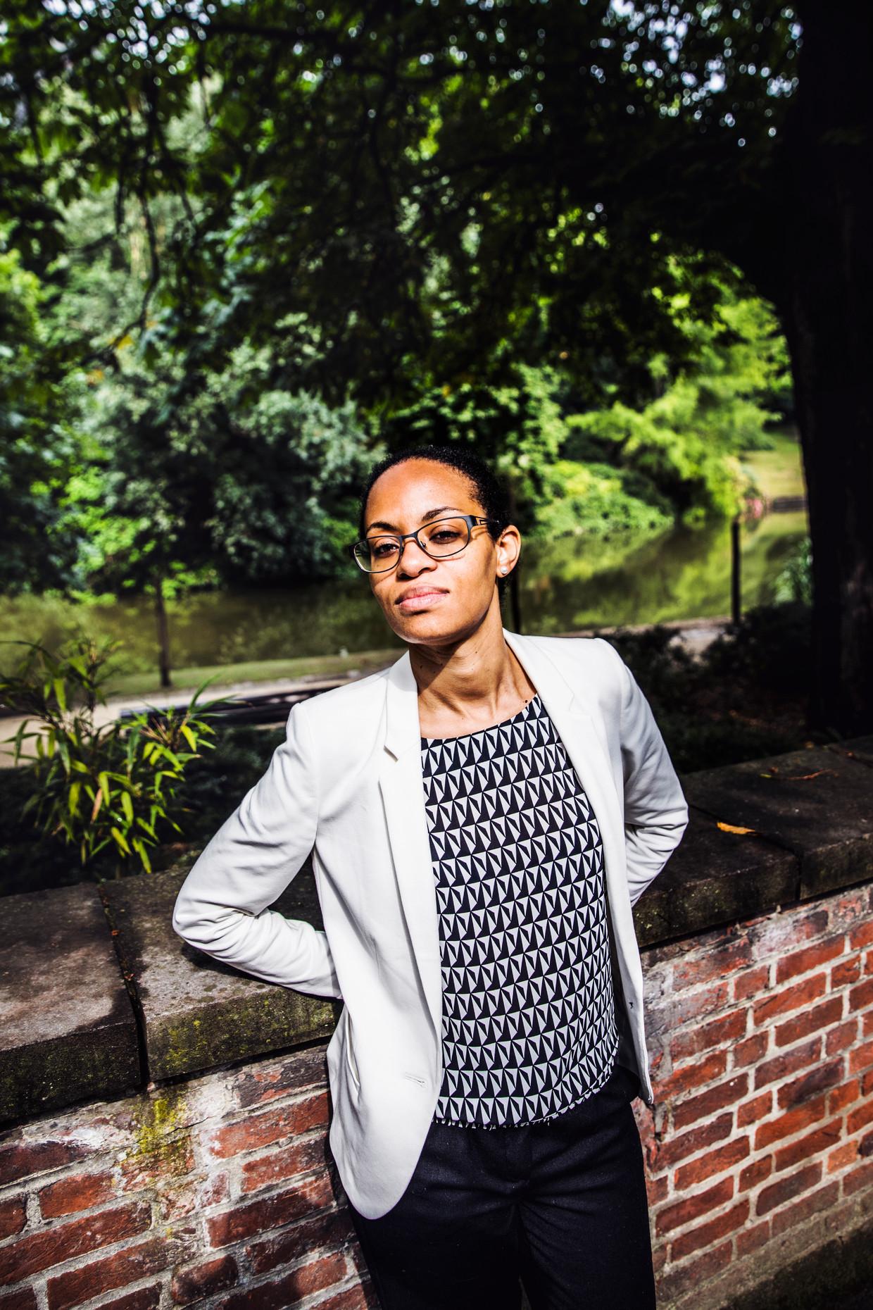 De zoektocht van Nadia Nsayi naar haar familiegeschiedenis was 'fascinerend', maar op sommige momenten werd ze echt geraakt.