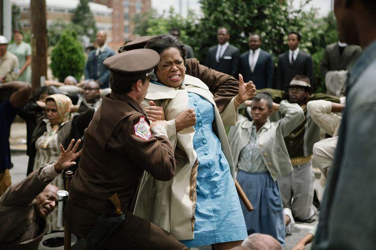 Oprah Winfrey in Selma. Beeld Atsushi Nishijima