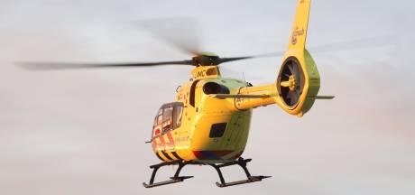13-jarige overlijdt bij zwaar ongeluk op Van Heemstraweg (N322)