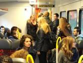 Weer klachten over te volle treinen op de Maaslijn