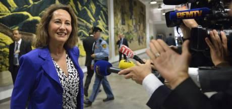 François Hollande met un vent à Ségolène Royal à l'ONU