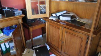 Inbrekers stelen geld bij De Caproen en laten secretariaat in grote wanorde achter