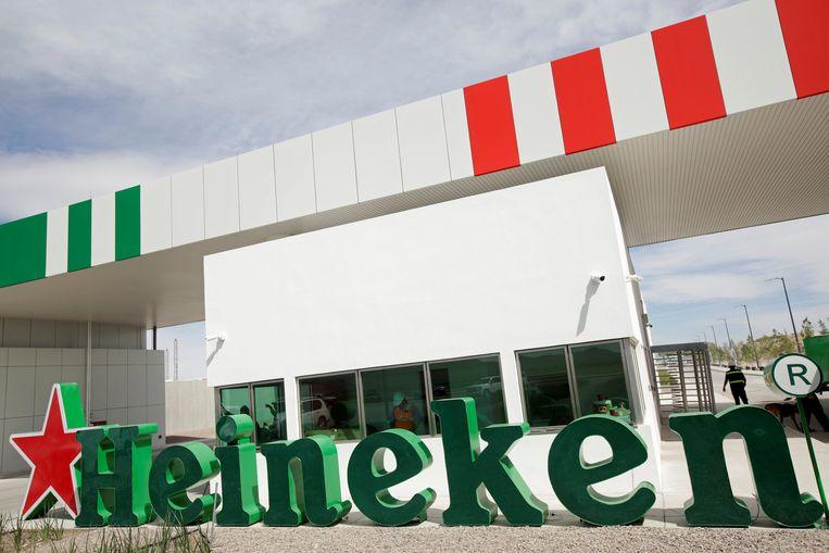 Een Heinekenfabriek in Mexico. Beeld REUTERS
