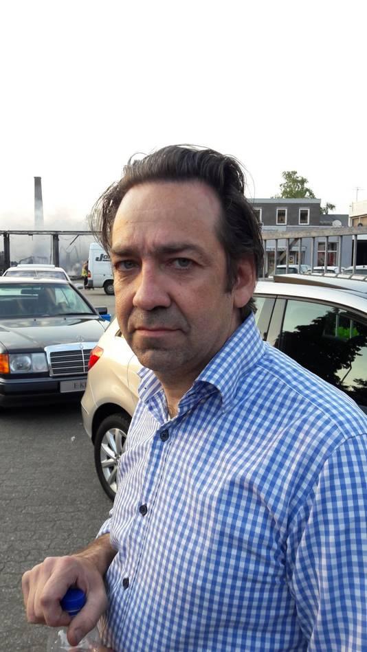 Max Jonkers, eigenaar Mercedesgarage Valkenswaard