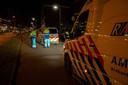 Man neergestoken aan de Rembrandtgalerij in Roosendaal