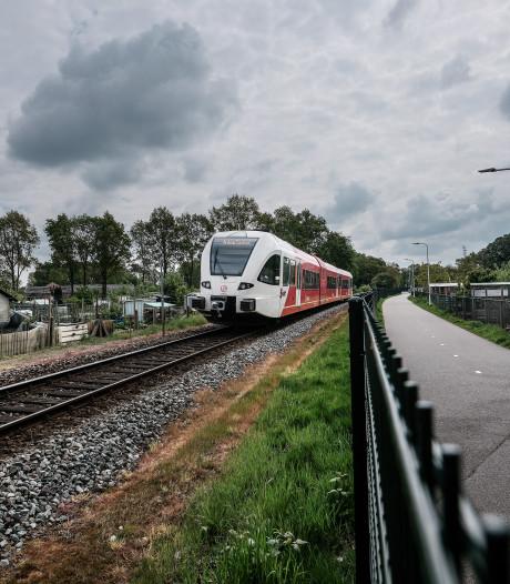 Trein rijdt weer: seinstoring tussen Didam en Doetinchem voorbij