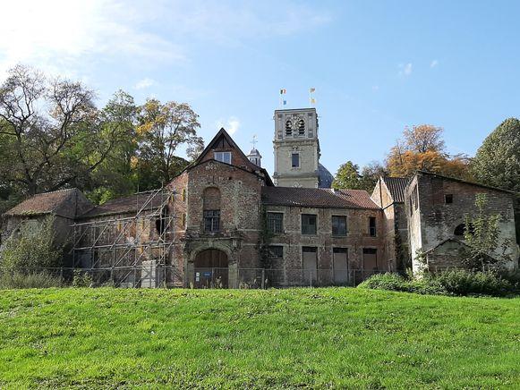 Scherpenheuvel-het Oratorianenklooster is momenteel zeer bouwvallig